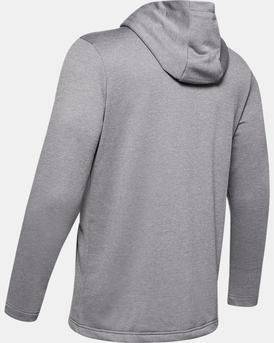 Men's UA Tech™ Terry Full Zip, Gray, pdpMainDesktop image number 5
