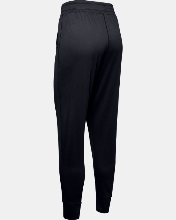 Women's UA Tech™ Pants, Black, pdpMainDesktop image number 5