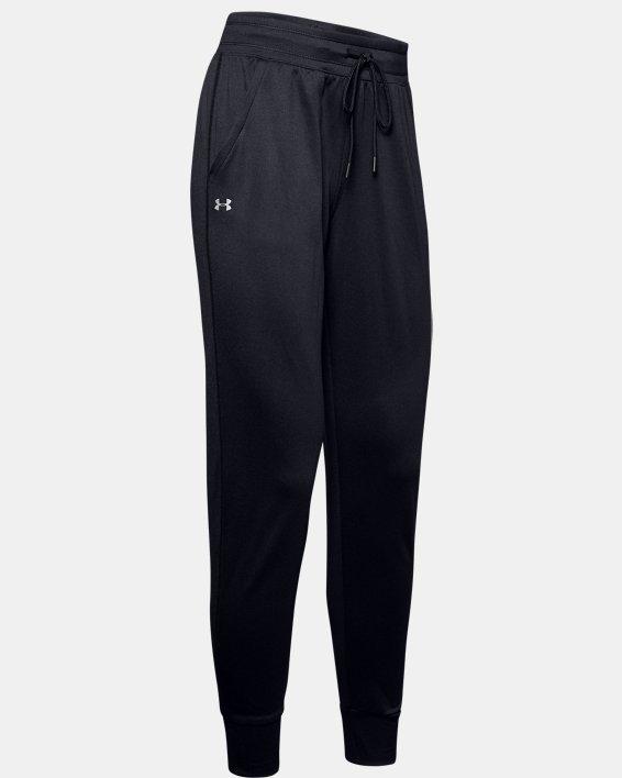 Women's UA Tech™ Pants, Black, pdpMainDesktop image number 4