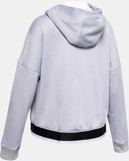 Girls' UA Tech™ Terry Full Zip Hoodie