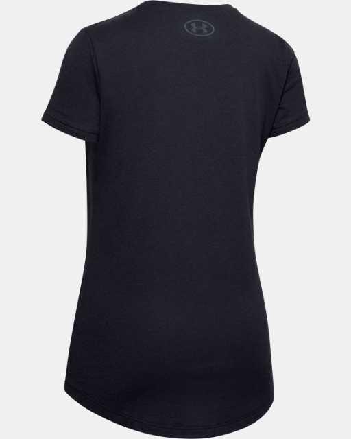 Girls' UA Own the Field T-Shirt