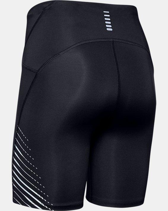 Women's UA Fly Fast ½ Tights, Black, pdpMainDesktop image number 5