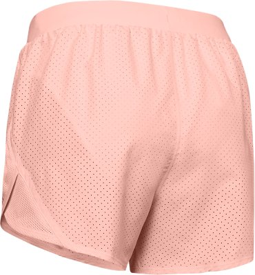 Under Armour Fly by Perforated Pantal/ón Corto Mujer