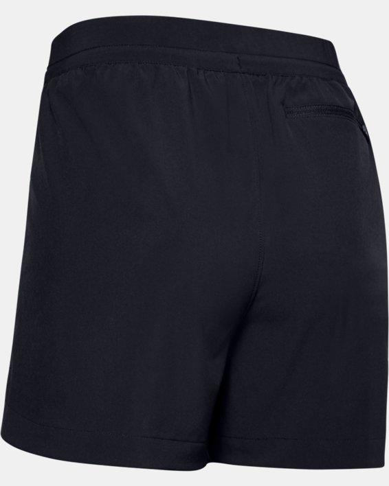 Women's UA Mantra Shorts, Black, pdpMainDesktop image number 4