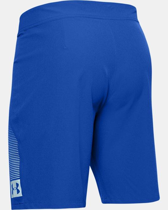 Men's UA Mantra Boardshorts, Blue, pdpMainDesktop image number 4