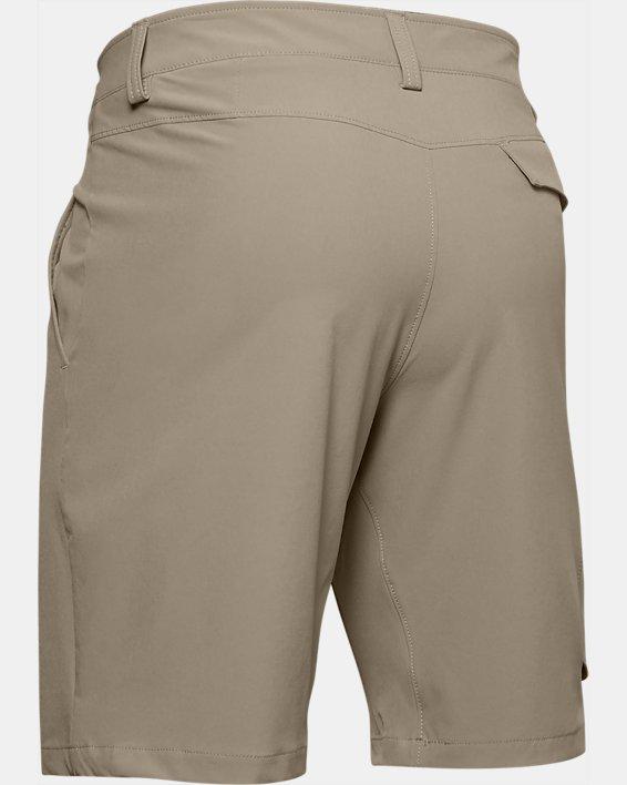 Men's UA Mantra Cargo Shorts, Brown, pdpMainDesktop image number 4