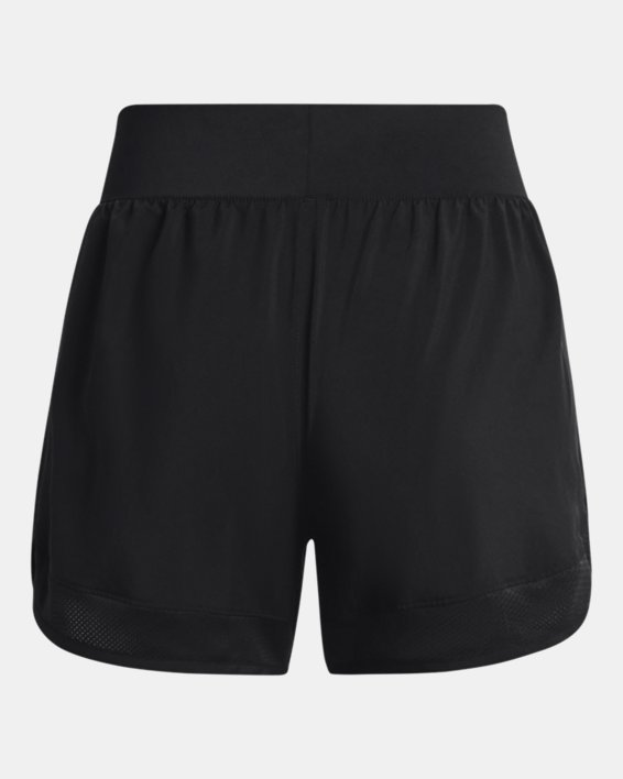 Women's UA Locker Woven Shorts, Black, pdpMainDesktop image number 1