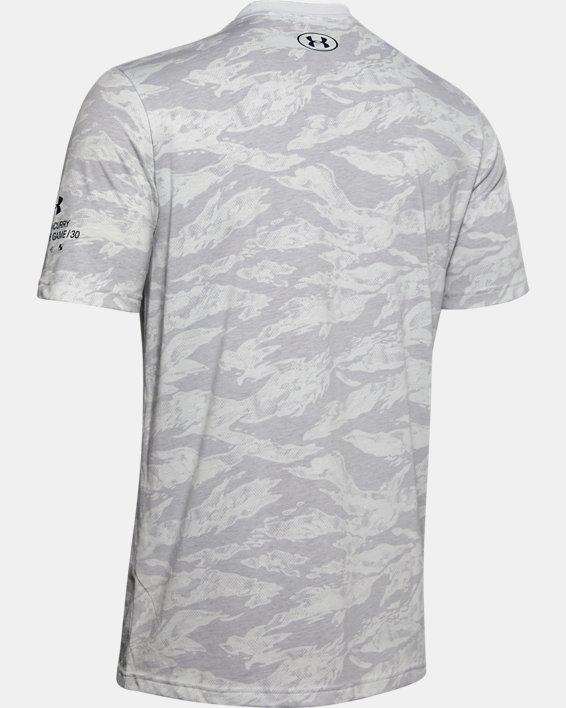 Men's SC30™ Logo Short Sleeve, Gray, pdpMainDesktop image number 5
