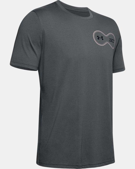 Men's SC30™ Short Sleeve, Gray, pdpMainDesktop image number 3