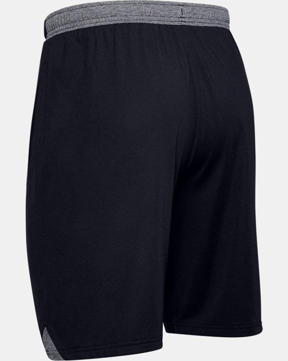 """Men's UA Locker 9"""" Pocketed Shorts, Black, pdpMainDesktop image number 5"""