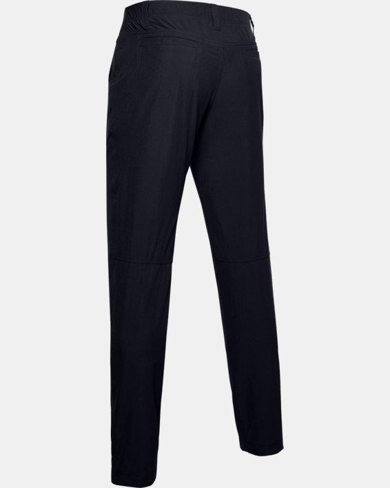 Men's UA Canyon Pants, Black, pdpMainDesktop image number 4