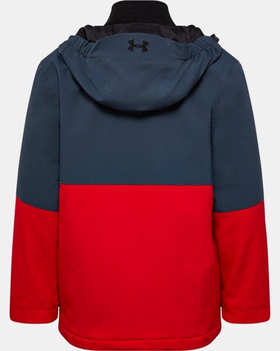 Boys' UA Westward 3-in-1 Jacket, Gray, pdpMainDesktop image number 2