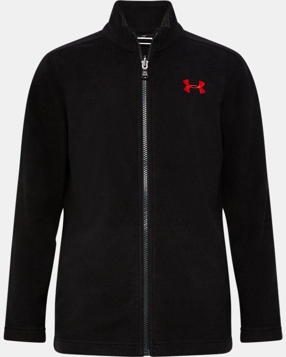 Boys' UA Westward 3-in-1 Jacket, Gray, pdpMainDesktop image number 1