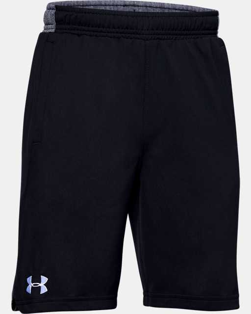 Boys' UA Locker Pocketed Shorts