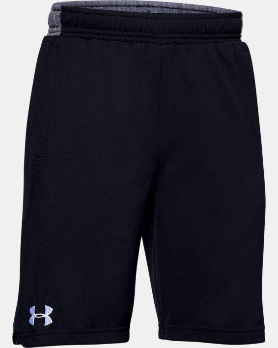 Boys' UA Locker Pocketed Shorts, Black, pdpMainDesktop image number 0