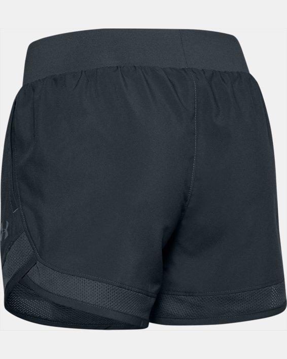 Girls' UA Locker Woven Shorts, Gray, pdpMainDesktop image number 1