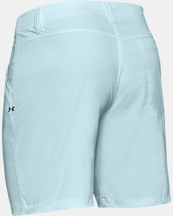 "Men's UA Fish Hunter 8"" Shorts, Blue, pdpMainDesktop image number 5"