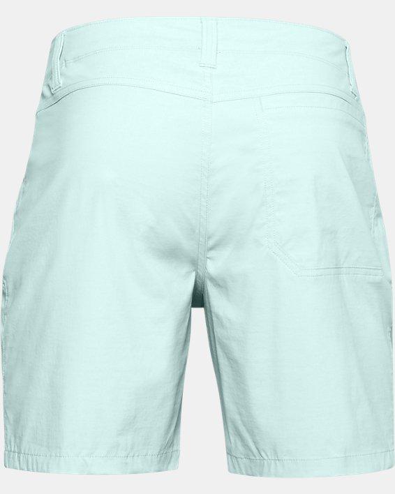 "Men's UA Fish Hunter 8"" Shorts, Blue, pdpMainDesktop image number 1"