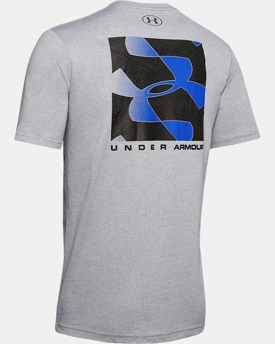 Men's UA Reflection Short Sleeve, Gray, pdpMainDesktop image number 5