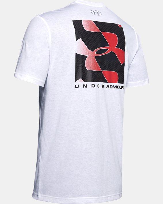 Men's UA Reflection Short Sleeve, White, pdpMainDesktop image number 5