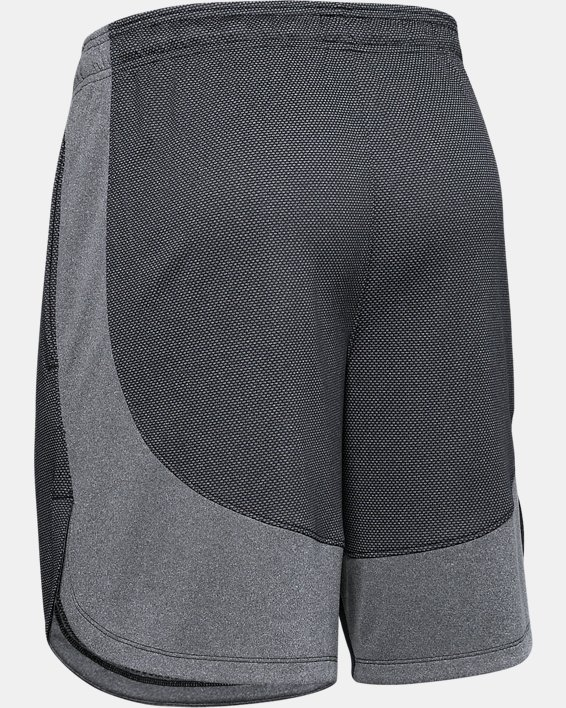 Men's UA Knit Performance Training Shorts, Black, pdpMainDesktop image number 5