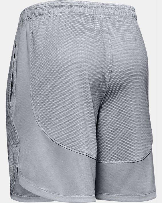 Men's UA Knit Performance Training Shorts, Gray, pdpMainDesktop image number 5