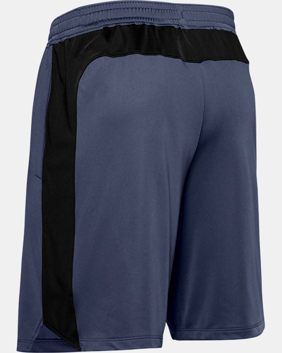 Men's UA MK-1 Graphic Shorts, Blue, pdpMainDesktop image number 5