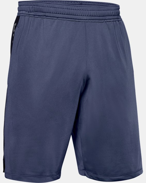 Men's UA MK-1 Graphic Shorts, Blue, pdpMainDesktop image number 4