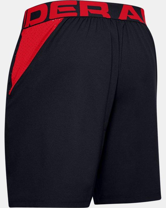 Men's UA Vanish Woven Graphic Shorts, Black, pdpMainDesktop image number 5