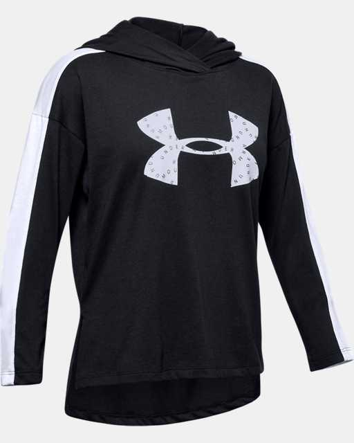 Girls' UA Favorite Jersey Hoodie