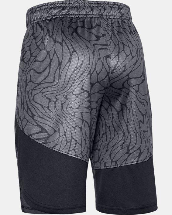 Boys' UA Sun's Out Shorts, Black, pdpMainDesktop image number 1