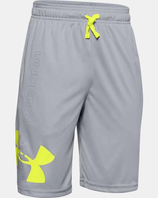 Boys UA Prototype Supersized Shorts