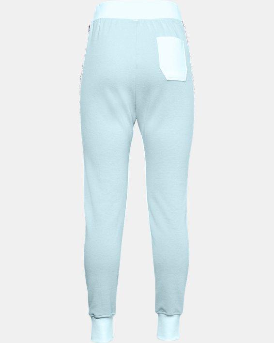 Girls' UA Sportstyle Terry Pants, Blue, pdpMainDesktop image number 1