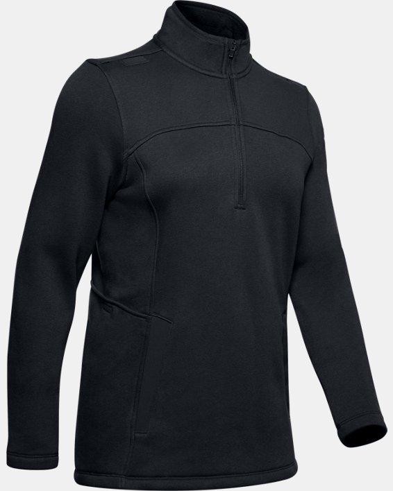 Women's UA Tactical Job Fleece 3.0, Navy, pdpMainDesktop image number 4