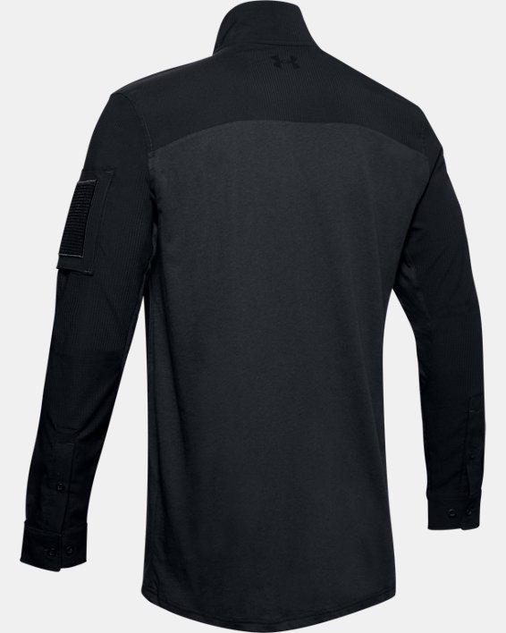 Men's UA Tactical Combat Shirt, Navy, pdpMainDesktop image number 4