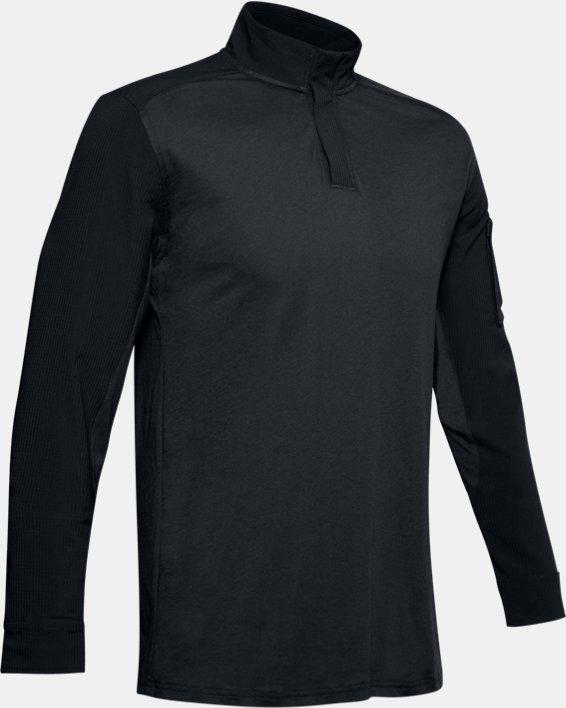 Men's UA Tactical Combat Shirt, Navy, pdpMainDesktop image number 3