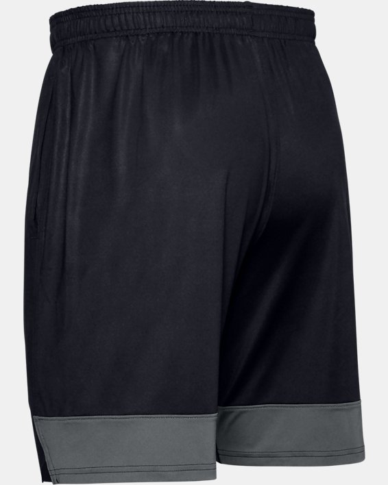 Men's UA Stretch Train Tapout Shorts, Black, pdpMainDesktop image number 5