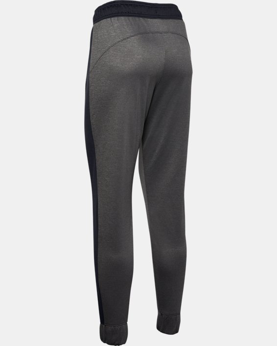 Women's UA RECOVER™ Knit Pants, Gray, pdpMainDesktop image number 4