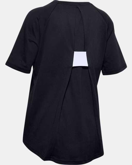 Girls' UA Infinity Short Sleeve