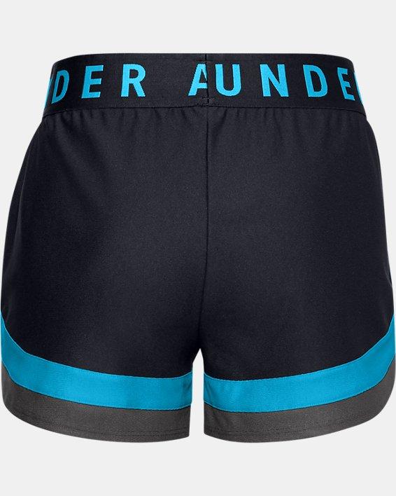 Women's UA Play Up 3.0 Shorts, Black, pdpMainDesktop image number 5