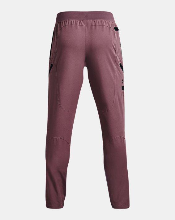 Men's UA Unstoppable Cargo Pants, Purple, pdpMainDesktop image number 6