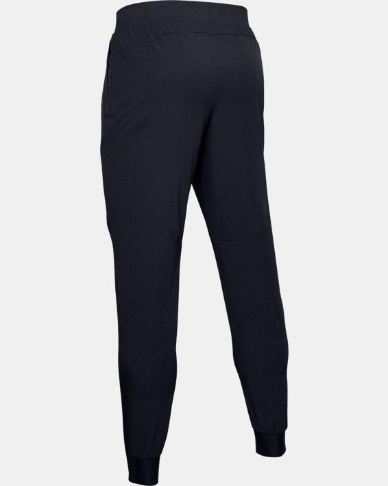 Pantalon de jogging UA Flex Woven pour homme, Black, pdpMainDesktop image number 5