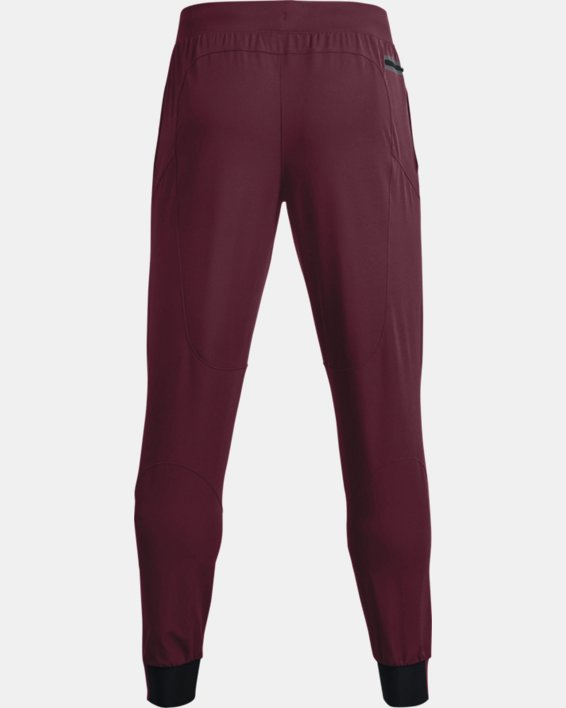 Pantalon de jogging UA Unstoppable pour homme, Red, pdpMainDesktop image number 6