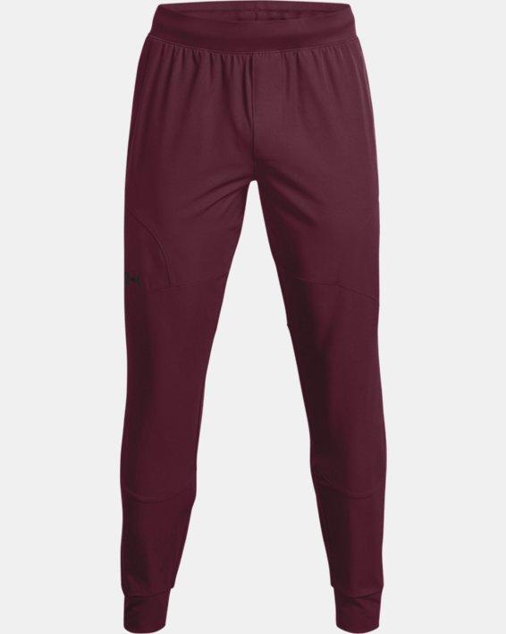 Pantalon de jogging UA Unstoppable pour homme, Red, pdpMainDesktop image number 5
