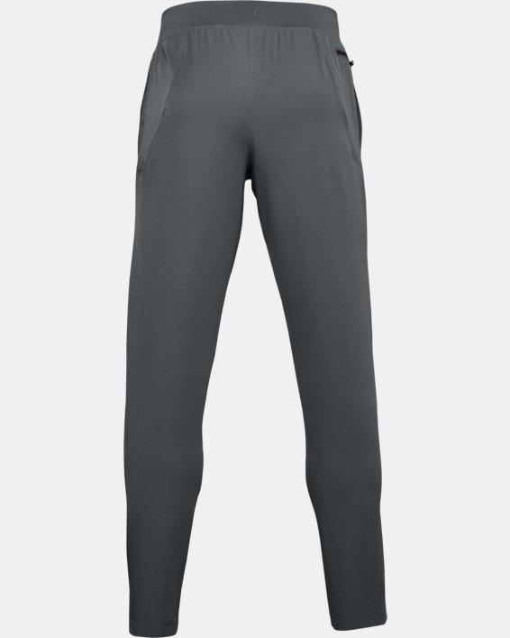 Pantalón ajustado UA Unstoppable para hombre, Gray, pdpMainDesktop image number 5