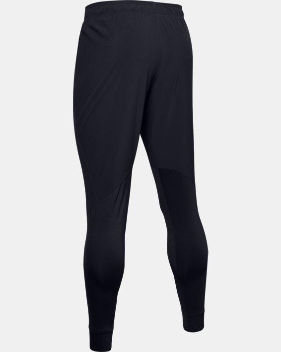 Men's UA Hybrid Pants, Black, pdpMainDesktop image number 4