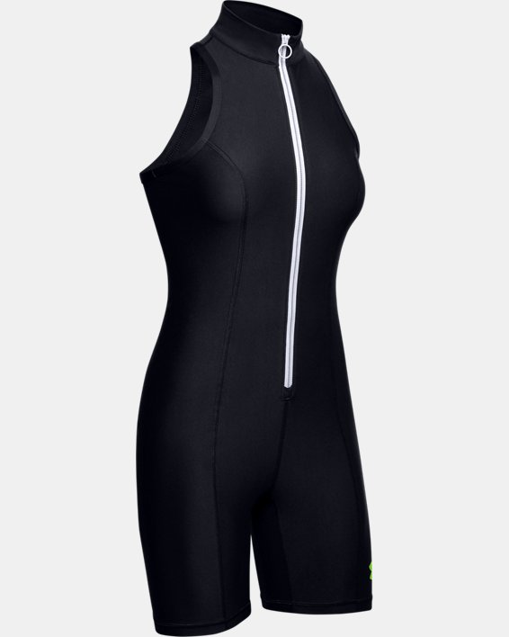 Women's UA Always On Body Suit, Black, pdpMainDesktop image number 3