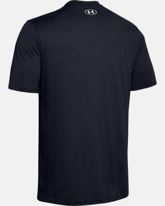 Men's UA Make All Athletes Better Short Sleeve, Black, pdpMainDesktop image number 5