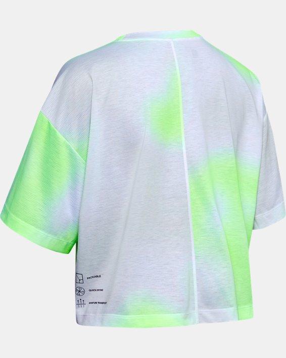 Women's UA Always On Pocket T-Shirt, White, pdpMainDesktop image number 4