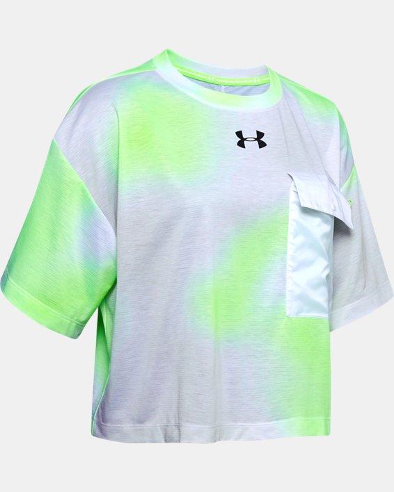 Women's UA Always On Pocket T-Shirt, White, pdpMainDesktop image number 3
